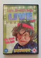 Mrs Brown's Boys - Mrs Brown Rides Again - Region 2 - VGC - DVD - Tested