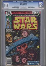 Star Wars #19 CGC 9.4 1979 Marvel  Comic: The Ultimate Gamble: Wheel of Death