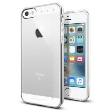 Apple iPhone 5 S SE Liquid armor case & flip en cuir case + protection d'écran verre