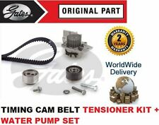 FOR PEUGEOT 306 2.0 HDi 1998-2002 TIMING CAM BELT TENSIONER SET + WATER PUMP KIT