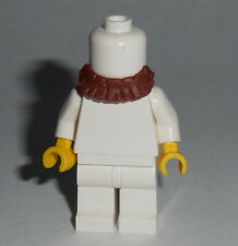 FACIAL HAIR Lego Short Reddish Brown Minifigure Beard Wiley/Amish NEW 71004