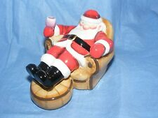 John Beswick The Snowman Father Christmas Takes A Rest - JBX03 Raymond Briggs