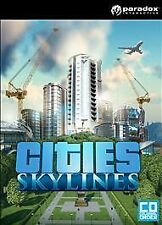 CITIES SKYLINE PC Digital Download Game [Steam Key] [Region Free]