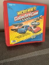 45 Micro Machines + Car Collector Case!Muscle Cars-Monster Trucks- Nice Lot Look