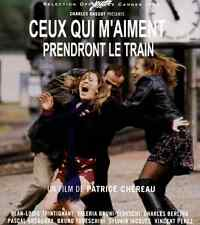 Bande annonce 35mm 1997 CEUX QUI M'AIMENT PRENDRONT LE TRAIN Trintignant Berling