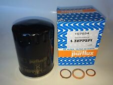 Ferrari Oil Filter Kit #197654KIT W/washers Algar Ferrari  348,355,360 On Sale!