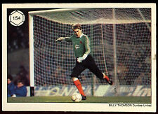 Billy Thompson #154 Saint And Greavsie Topps Football Trade Card (C223)