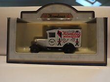 LLEDO DG13 048 1934 MODEL A FORD VAN - HAMLEYS - PROMO BOX