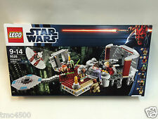 New Sealed LEGO Star Wars Palpatine's Arrest 9526