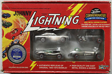 Johnny Lightning - Commemorative 4-Car-Set B mit Corvette Vicious Vette Neu/OVP