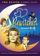 Bewitched: Seasons 1 & 2 DVD set New Free Ship