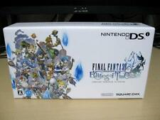 NEW Nintendo DSi Final Fantasy Echoes of Time Console *100% GENUINE FROM JAPAN*