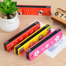 Baby Kids Toys Educational Swan Harmonica 16 Holes Musical Instruments Toy