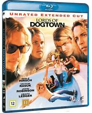 Lords of Dogtown Unrated Extended Cut Blu Ray