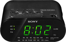 SecureGuard 720P AC Powered FM Alarm Clock Radio Clock Nanny Hidden Spy Camera
