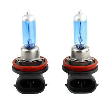 2 x H8 12V 35W BLUE POWER HALOGEN LAMPE BIRNE SUPER WHITE XENON