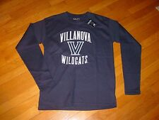 NOVA VILLANOVA Univ WILDCATS THERMAL long sleeve  SOFT  T-Shirt NEW   XLarge  XL