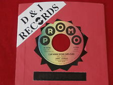 JIMMY CHARLES~ I SAW MOMMY KISSING SANTA CLAUS~ PROMO 1004~ TEEN 45