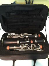 Yamaha YCL-34 Intermediate Wood Clarinet, YCL-450 Equivalent, Excellent Cond. Bb
