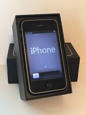 Apple iPhone 3GS - 8GB - Black with Box (Unlocked) AT&T