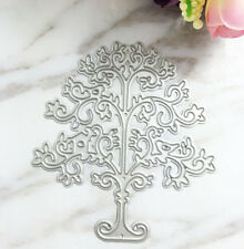 Tree Cutting Dies Stencil For DIY Scrapbooking Embossing Decor Craft card
