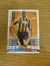 2014/2015 Autograph: Hull City - Aluko, Sone [Hand Signed 'Topps Match Attax' Tr
