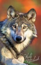 Animal: Wolf Notebook : Gifts and Presents - Gray / Grey Wolves Ruled...
