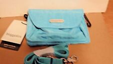 BAGGALLINI PETITIE CROSSBODY CLASSIC COLLECTION TEAL BLUE COLOR NEW WITH TAGS
