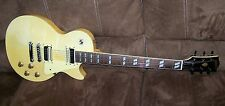 Customized LP Style Electric Guitar w/ Stagg Hardshell Case - Plays Like Butter