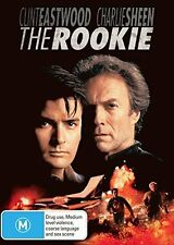 THE ROOKIE (1990 Clint Eastwood, Charlie Sheen) - Region Free DVD - Sealed