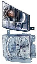2012 2013 2014 ISUZU NPR HD NQR Truck New Passenger Side Headlight/Signal Light