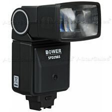 Bower SFD296 Auto Flash for Sony Alpha A220 A230 A290 A300 A330 A350 A550 A700