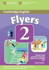 Cambridge Young Learners English Tests Flyers 2 Student's Book: Examination Pape