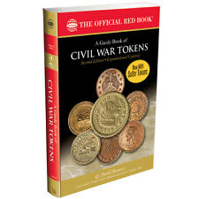 2015 Civil War Token Book 2nd ed by Dave Bowers 502 Pages Price Guide w/ Sutler