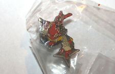 "1990's Japan Digimon Ninjamon 1"" Metal Pin Japanese"