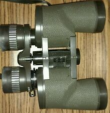 PAIR BINOCULARS FOCAL QUICK FOCUS 20-20-94 8X-17 X 40