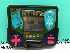 Tiger Independance Day Handheld Electronic Video Game Console! RARE!