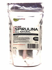 2.2 lb (1000g) 100% PURE SPIRULINA POWDER ORGANICALLY GROWN nonGMO nonIRRADIATED
