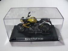 Modellino Moto scala 1:22 per collezionisti BENELLI TNT 1130 [N1]