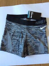 Ladies Nike Pro Compression Base Layer  Shorts Size Medium