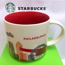 Starbucks you are here City Mug ☆ PHILADELPHIA ☆ Serie YAH, new SKU Tasse U.S.A.