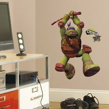 New Giant DONATELLO Teenage Mutant Ninja Turtles WALL DECALS Stickers Room Decor