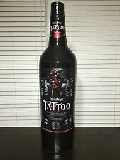 "Inflatable Captain Morgan Tattoo Vinyl Bottle 31"" Tall!"