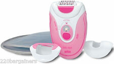 Braun Silk-Epil 5 Legs & Body Epilator Shaver Dual Voltage 110-220V Worldwi