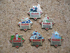 LOT 6 PIN'S thème PHOTO KODAK EURO DISNEY / EURODISNEY RESORT  PINS PIN #28