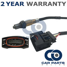 LAMBDA OXYGEN WIDEBAND SENSOR FOR VAUXHALL SIGNUM 2.2 (2003-2005) FRONT 5 WIRE
