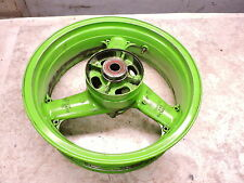 94 Kawasaki ZX9 ZX900 B ZX 9 900 Ninja rear back wheel rim