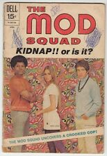 "[46687] ""THE MOD SQUARD COMICS"" No. 8 APRIL 1971 (DELL COMICS)"
