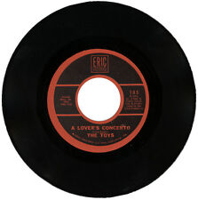 "THE TOYS  ""A LOVER'S CONCERTO""    60's CLUB CLASSIC    LISTEN!"