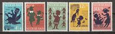 NVPH Netherlands Nederland nr. 802-806 MNH Child stamps 1963 kinderzegels